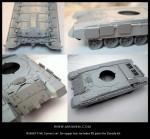 RARE-1-35-T-90-Correct-set-for-upper-hull