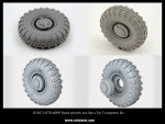 1-35-BTR-60PB-Road-wheels-set8pcs-For-Trumpeter-kit