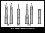 1-35-Ammo-set-115mm-gun-for-T-62-+-Decals