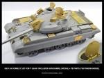 1-35-Correct-set-for-T-55AM-Includes-gun-barrel-metal-+-PE-parts-for-Takom-model