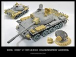 1-35-Correct-set-for-T-54B-m1959-Includes-PE-parts-for-Takom-model