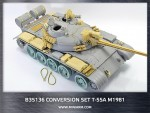 1-35-Conversion-set-for-T-55A-m1981-gun-barrel-metal+-PE-parts