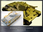 1-35-Trophy-T-34-76-m1940-Wehrmacht-service-conversion-set-+-gun-barel-metal-+-PE-parts