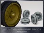 1-35-T-34-76-Pressed-road-wheels-set-narrow-type