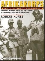 Afrikakorps-Army-Luftwaffe-Kriegsmarine-Waffen-SS