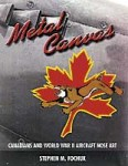 METAL-CANVAS-Canadian-World-War-Two-Nose-Art