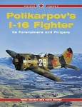 POLIKARPOV-S-I-16-FIGHTER-Red-Star-Volume-3