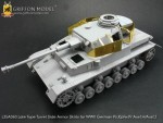 1-35-Late-Type-Turret-Side-Armor-Skirts-for-WW-II-German-Pz-Kpfw-IV-Ausf-H-Ausf-J