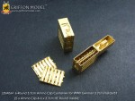 1-35-6-Round-3-7cm-Ammo-Clip-Containers-for-WW-II-German-3-7cm-Flak36-37
