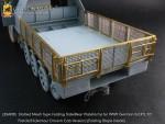 1-35-Spare-Road-Wheel-Locker-Rack-and-Rear-Storage-Locker-for-WW-II-German-Sd-Kfz-7-2-Flak36-37