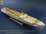 1-72-WW-II-German-Schnellboot-S-100-Class-w-2cm-Flakvierling-38