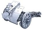 RARE-1-72-75cm-LeIG-18-Horsedrawn-early-version-POSLEDNI-KUS