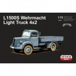 1-72-L1500S-Wehrmacht-Light-Truck-4x2