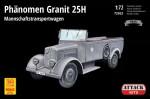 1-72-Phanomen-Granit-25H-Mannschaftstransportwagen