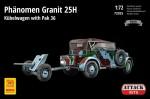 1-72-Ph-Granit-25H-Kubelwagen-w-Pak-36-incl-PE