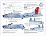 RARE-1-48-B-17G-Hikin-For-Home-POSLEDNI-KUS