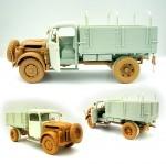 RARE-1-35-Steyr-2000A-Cargo-Truck-SALE