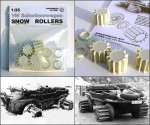 1-35-SHOW-ROLLERS-for-VW-Schwimmwagen-Typ-166-