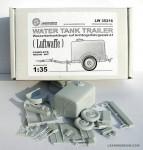 1-35-Wassertankanhanger-300-L-Drinking-Water-Tank-Trailer-Luftwaffe