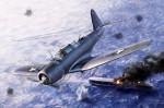 1-48-Vought-SB2U-3-Vindicator-Battle-of-Midway