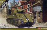 1-35-M36B1-Gun-Motor-Carriage-90mm-gun-turret-on-M4A3-Medium-Tank