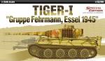 1-35-Tiger-I-Gruppe-Fehrmann-Essel-1945