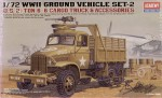 1-72-WWII-US-6-x-6-Cargo-Track-and-Accessories-POSLEDNI-KUS