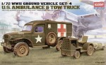 1-72-WWII-US-Ambulance-and-Towing-Tractor