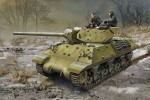 1-35-USSR-M10-Lend-Lease-with-5-figures-American-M10-Tank-Destroyer-provided-to-the-Soviet