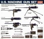 1-35-U-S-WW2-Machine-Gun-Set