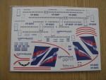 RARE-1-144-A-319-320-321-Aeroflot-New-SALE