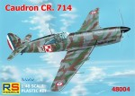 1-48-Caudron-CR-714-3x-decal-versions
