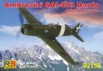 1-72-Ambrosini-SAI-403-Dardo-Ital-AF-Luftwaffe