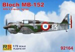 1-72-Bloch-MB-152-Early-4x-France