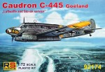 1-72-Caudron-C-445-3x-Luftwaffe-Slovakia