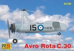 1-72-Avro-Rota-C-30-RAFSwissSwedenSpain
