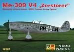 1-72-Messerschmitt-Me-309-V4