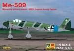 1-72-Messerschmitt-Me-509