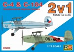 1-72-C-4-+-C-104-Double-kit