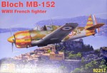 1-72-Bloch-MB-152-French-WWI-fighter-4x-camo