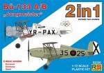 1-72-Bu-133-A-B-Jungmeister-1937-1940-2-in-1