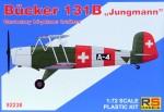 1-72-Bucker-131B-German-bi-plane-trainer-5x-camo