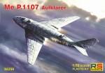 1-72-Messerschmitt-P-1107-Aufklarer-4x-Luftwaffe