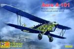 1-72-Aero-A-101-Czechoslovak-bomber-5x-camo