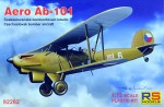1-72-Aero-Ab-101-Czechoslovak-bomber-5x-camo