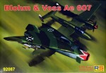 1-72-Blohm-and-Voss-Ae-607-4x-camo