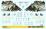 RARE-1-48-JAS-39C-Gripen-Tiger-Meet-decal