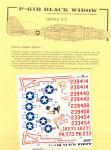 RARE-1-72-P-61B-Black-Widow
