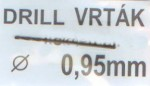 Drill-095mm-Vrtak-095mm
