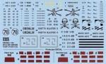 1-35-M1A2-SEP-Abrams-TUSK-1-TUSK-2-Decal-Set-1-for-Tamiya